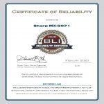 2020-BLI-MX-5071-RELIABILITY-CERTIFIED-CERTIFICATE