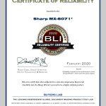 2020-BLI-MX-6071-RELIABILITY-CERTIFIED-CERTIFICATE