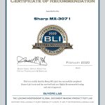 2020-BLI-MX-3071-HIGHLY-RECOMMENDED-CERTIFICATE