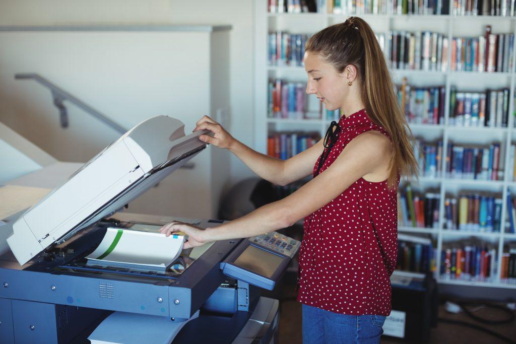 printer leasing Atlanta