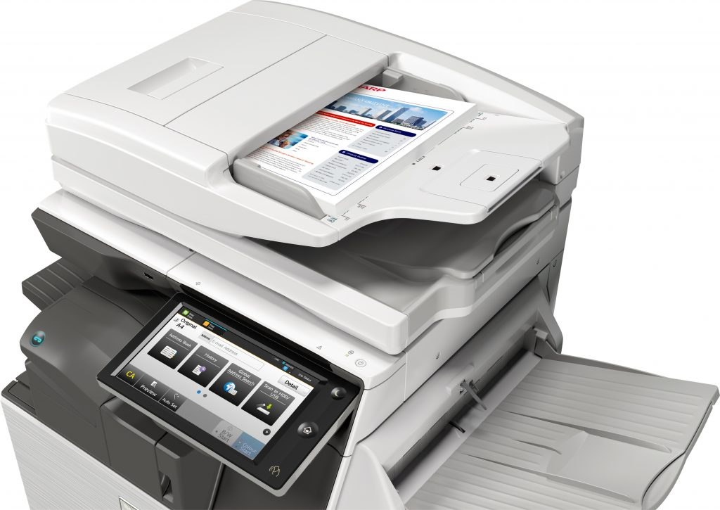The first photocopiers were Xerox