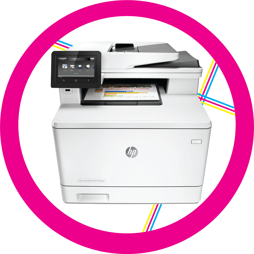 HP Printer Sales and Service in Atlanta