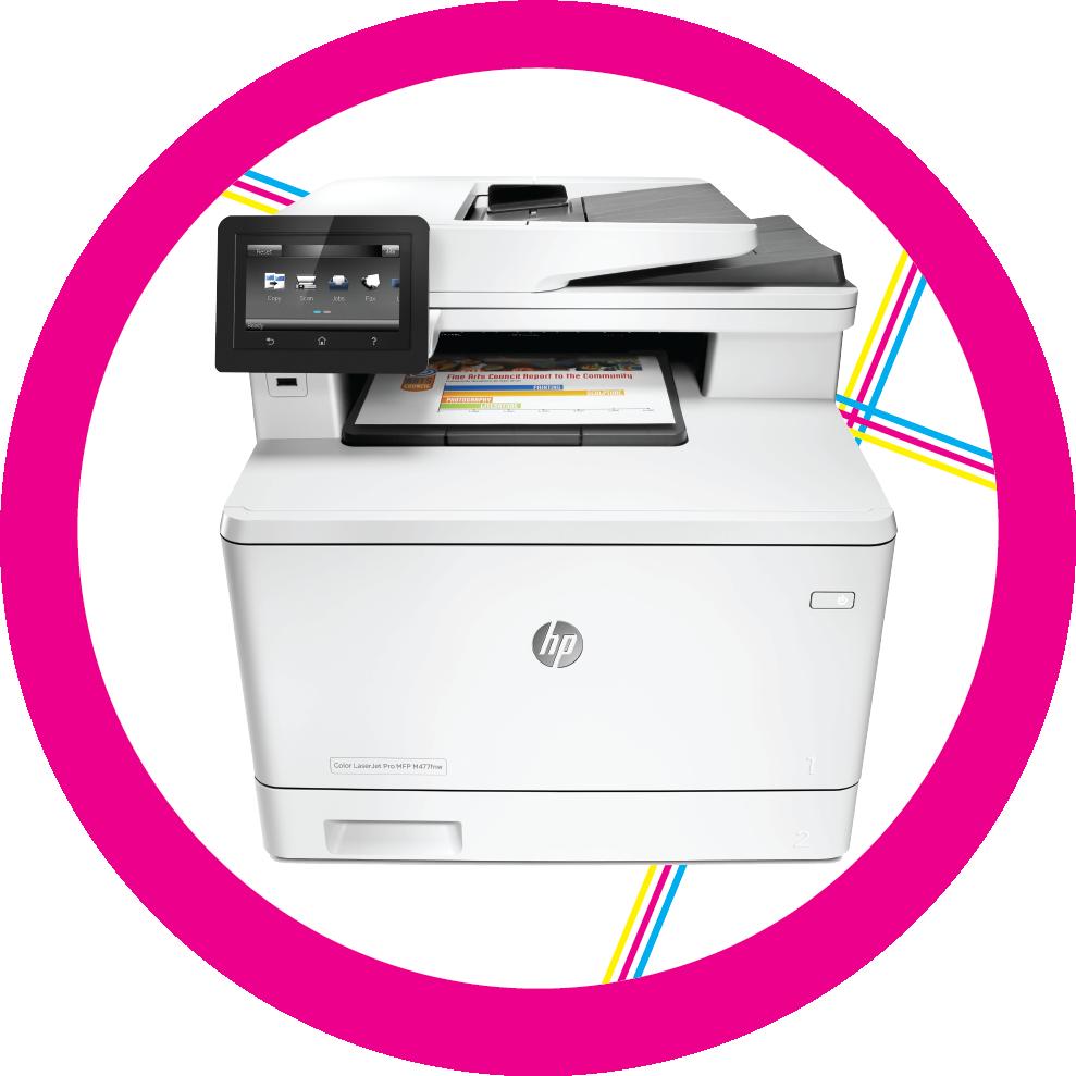HP Printer Sales and Service in Atlanta